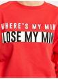 LC Waikiki Sweatshirt Kırmızı